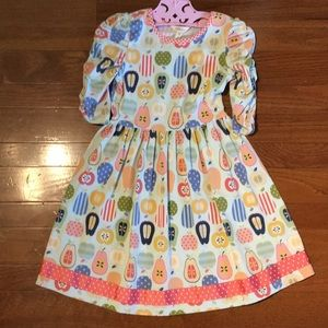 Matilda Jane apples and pears dress